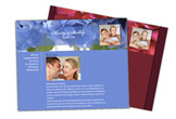 Website to match your wedding invitations